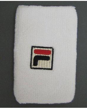 Fila Vintage Arnst Large Wristband White