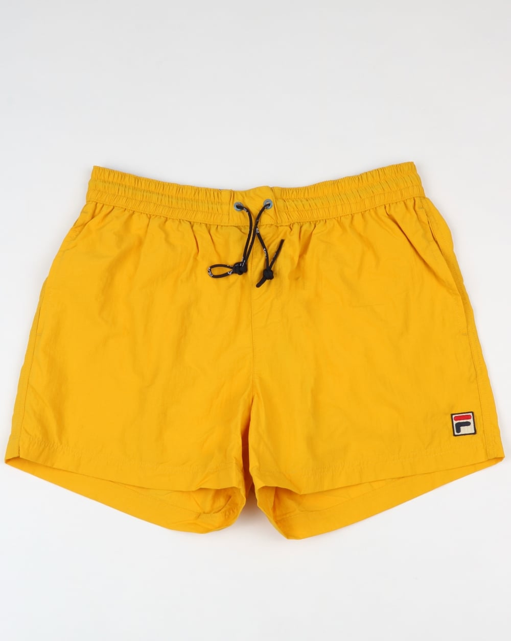 46f8e21294b1 Fila Vintage Artoni Swim Shorts Lemon Chrome,beach,swimmers,mens