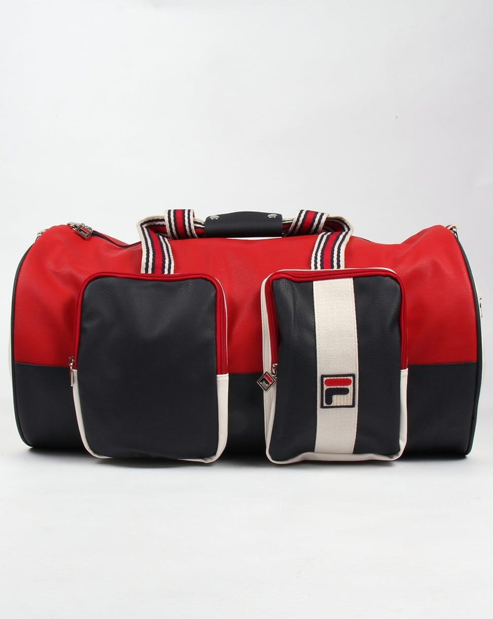 d47807929c33 Fila Vintage Fila Vintage Astorre Weekender Bag Navy