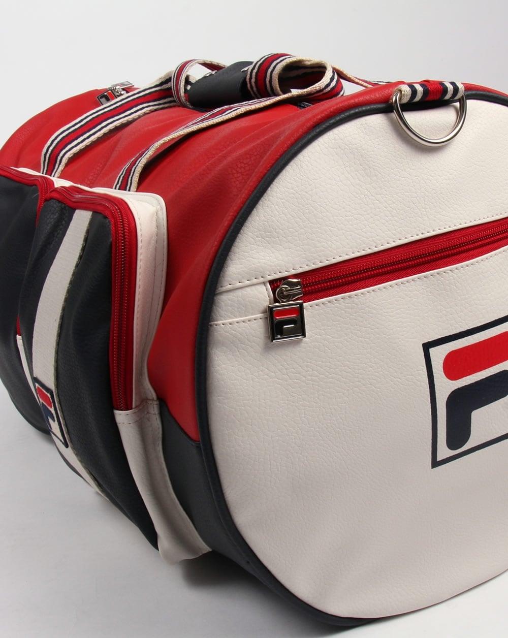 3fa0270c1300 Fila Vintage Astorre Weekender Bag Navy