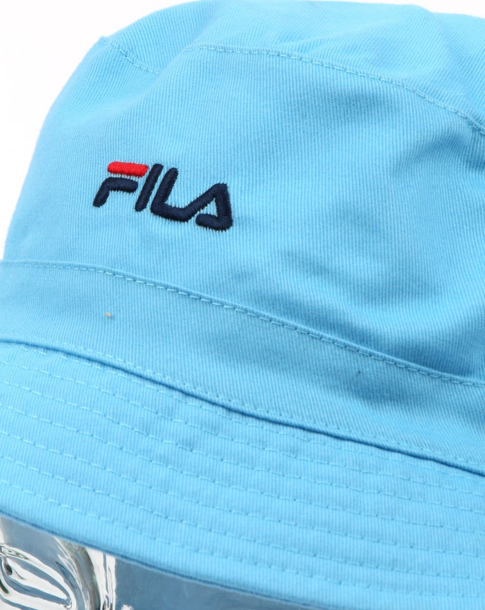 a0e3cd2456ed Fila Vintage Baxter Bucket Hat Lake Blue