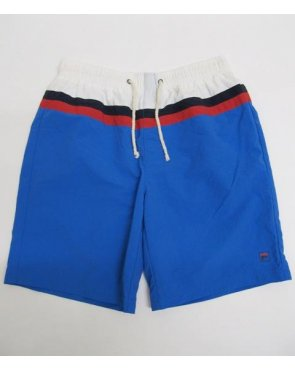 Fila Vintage Beachbuoy Swim Shorts French Blue