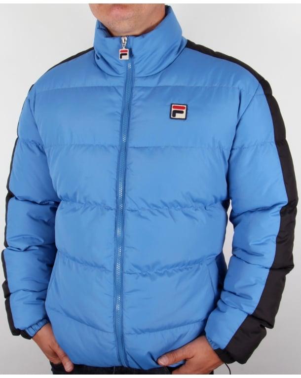 Fila Vintage Bossa Jacket Ocean Blue