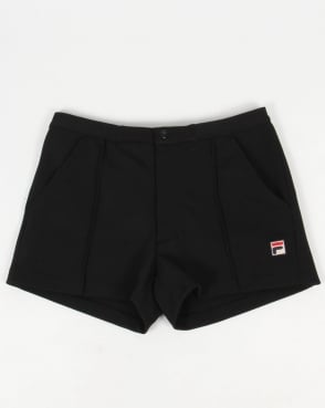 Fila Vintage Bottazzi Shorts Black