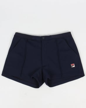 Fila Vintage Bottazzi Shorts Navy