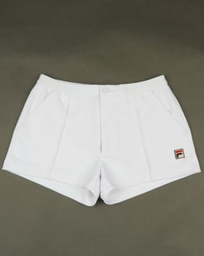 Fila Vintage Bottazzi Shorts White