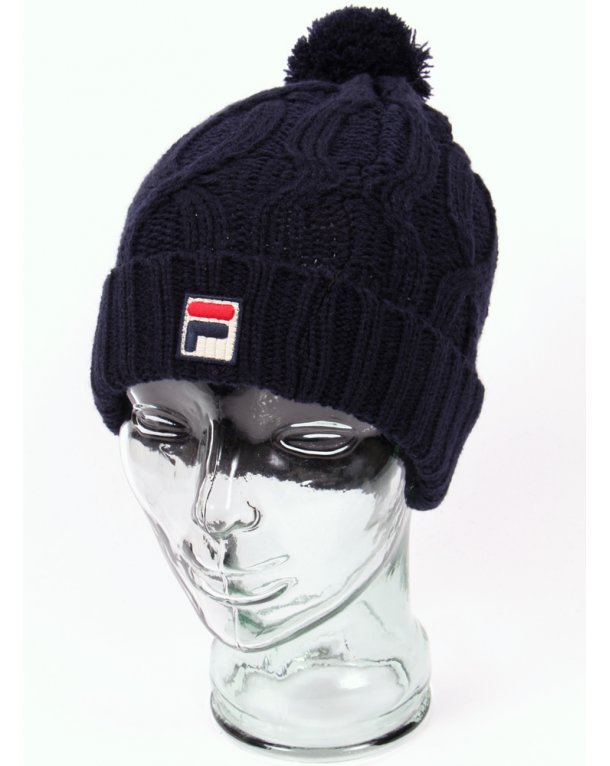 fila bobble hat