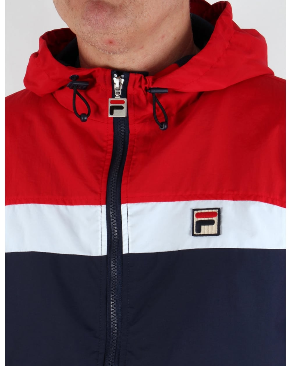 Fila jacke fleece