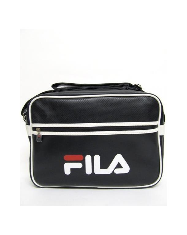 9b36cac38f Fila Vintage Docena Shoulder Bag Navy - retro shoulder bag