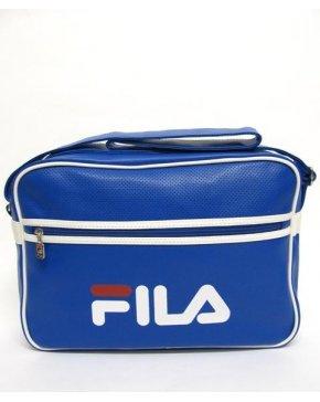 Fila Vintage Docena Shoulder Bag Royal Blue