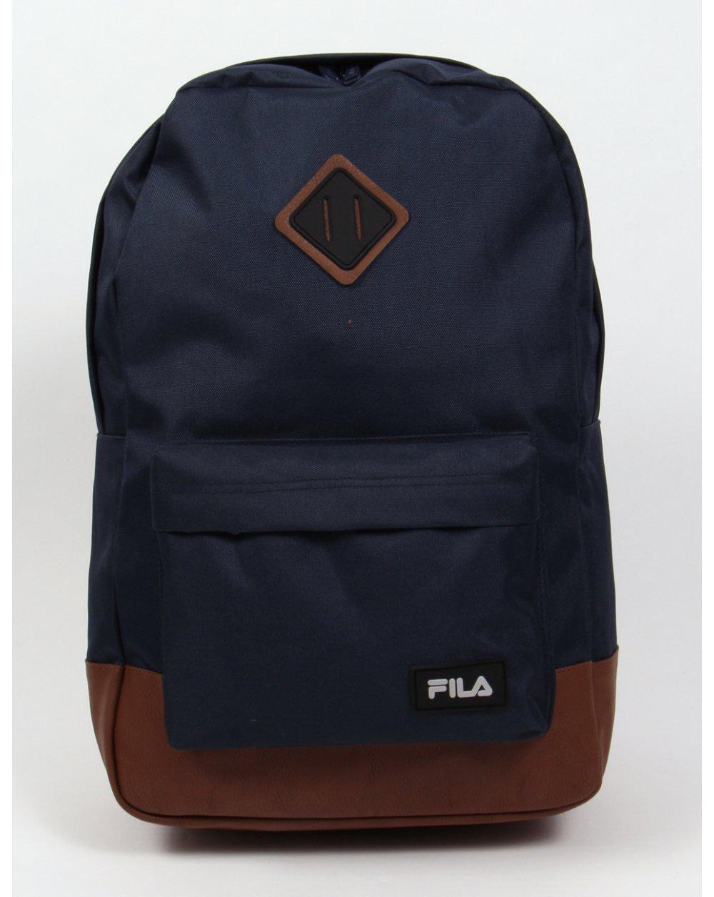 Fila Vintage Fila Vintage Entella Backpack Navy