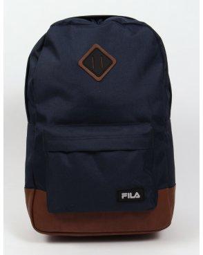 Fila Vintage Entella Backpack Navy