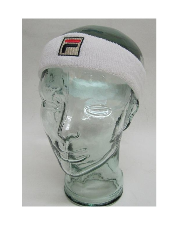 Fila Vintage Flexby Headband White