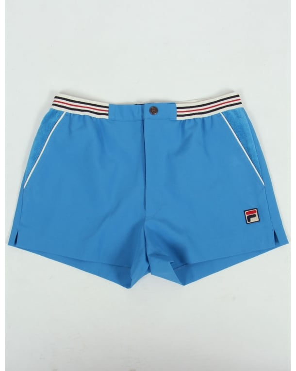 Fila Vintage High Tide Shorts French Blue