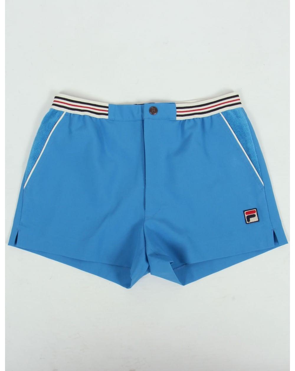 fila vintage shorts