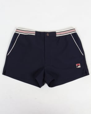 Fila Vintage High Tide Shorts Navy 1bf4bc6e8