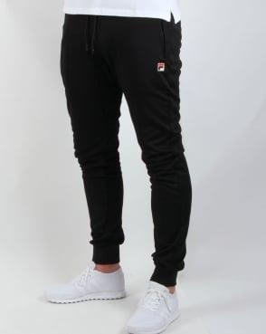 Fila Vintage Lazaret Track Pant Black