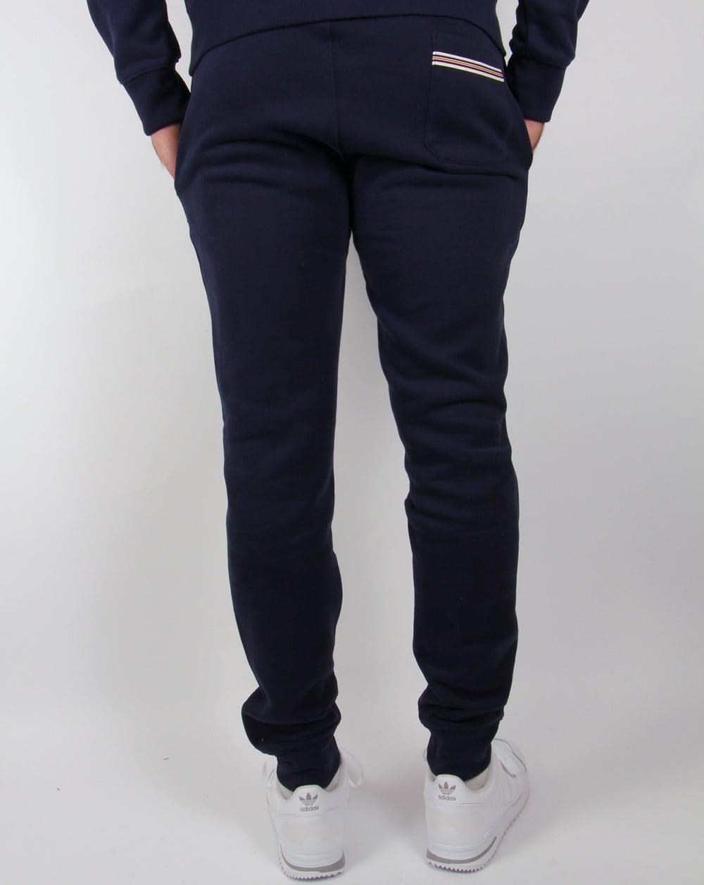 8cea5f28f5fa Fila Vintage Livata Cuffed Track Pants Navy,bottoms,tracksuit,mens