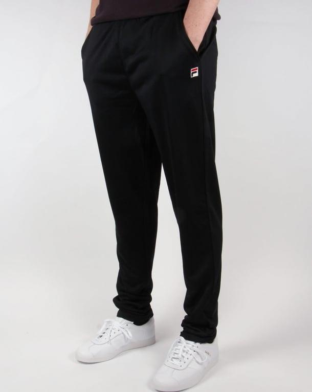 Fila Vintage Marco Track Pants Black
