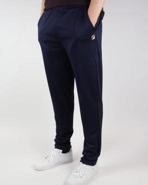 Fila Vintage Marco Track Pants Navy