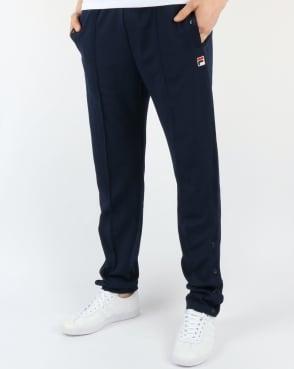 Fila Vintage Molveno 2 Track Pants Navy
