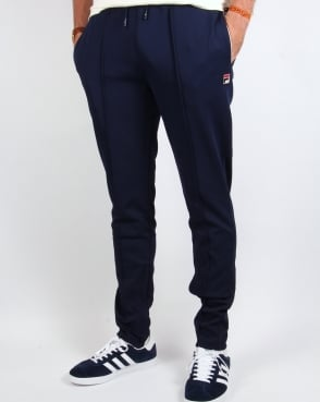 Fila Vintage Molveno Track Pants Navy