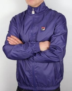 Fila Vintage Quayside Jacket Purple