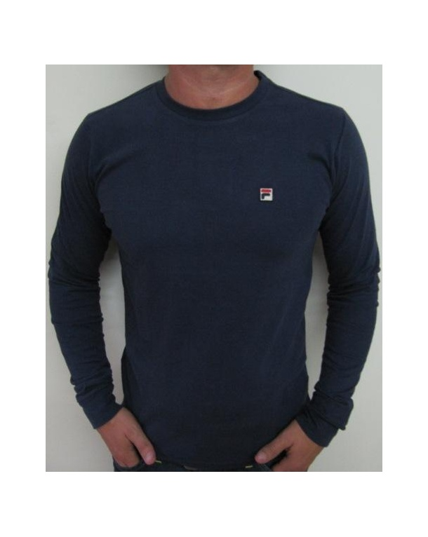 Fila Vintage Ridge L/s T-shirt Navy
