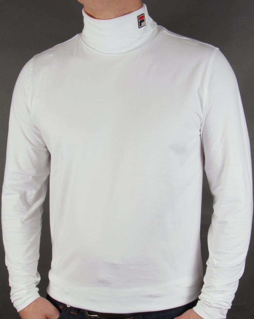 dobrze out x sprzedaż online obuwie Fila Vintage Roll Neck White