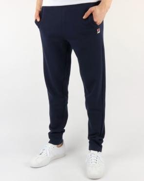 Fila Vintage Sarento Track Pants Navy