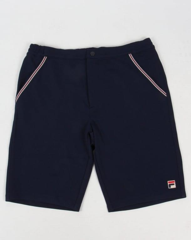 Fila Vintage Seppi Shorts Navy