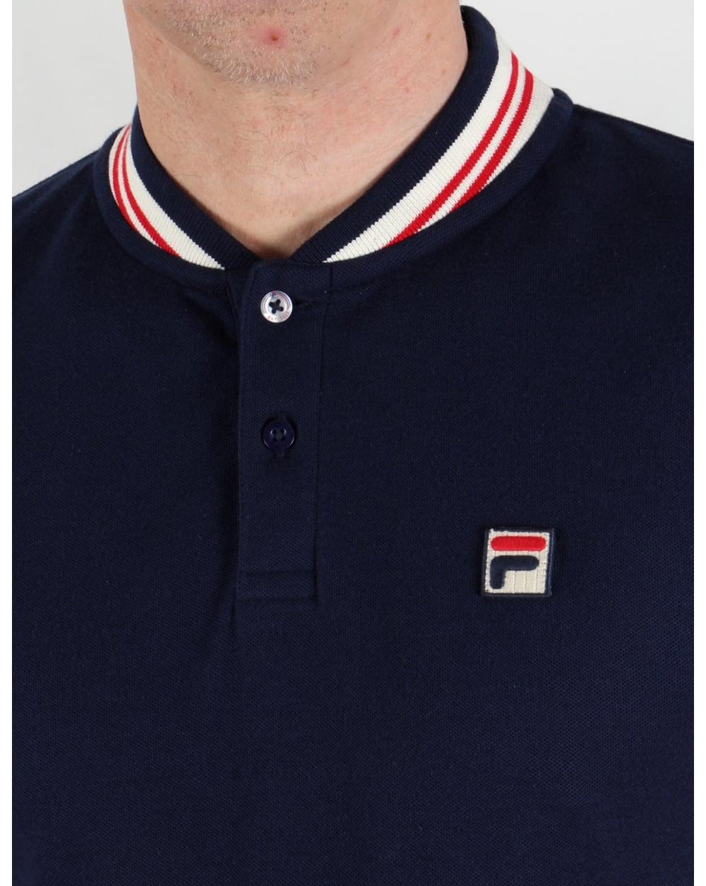 Fila Mens Polo T Shirt