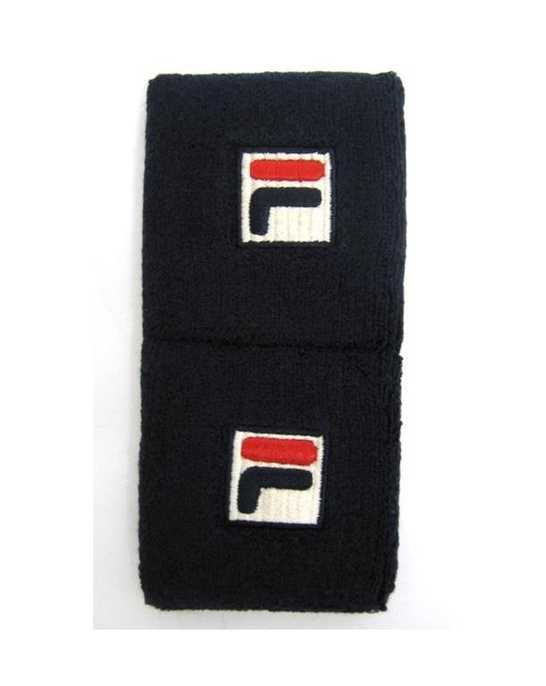 Fila Vintage Sweatband Double Pack Navy