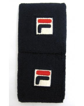 Fila Vintage Sweatband Double Pack Navy