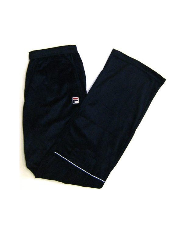 Fila Vintage Terrinda Mk3 Track Bottoms Navy