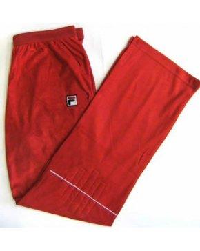 Fila Vintage Terrinda Mk3 Track Bottoms Red