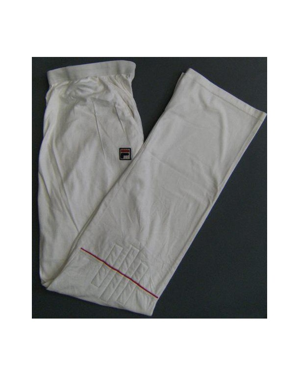 Fila Vintage Terrinda Mk3 Track Bottoms White
