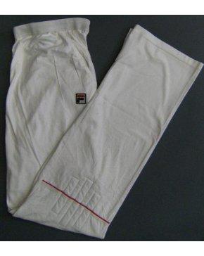 Fila Vintage Terrinda Mk3 Track Bottoms White