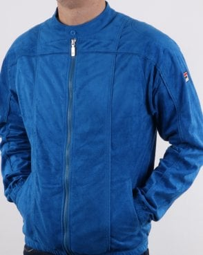 Fila Vintage Terrinda Mk3 Track Top Electric Blue