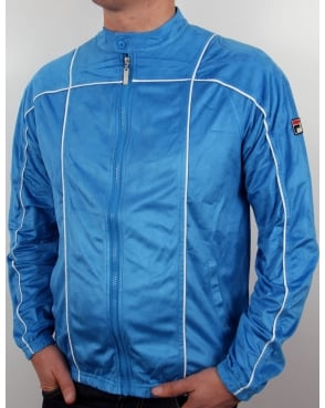 Fila Vintage Terrinda Mk3 Track Top French Blue