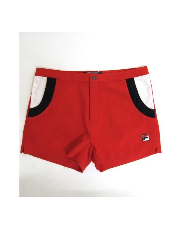 Fila Vintage Valcroz Shorts Red/navy/white