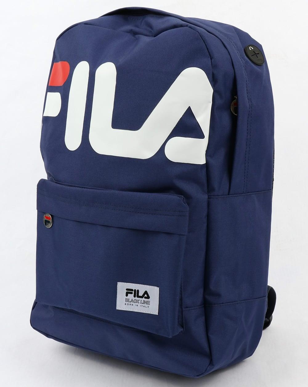 d9080cfefa5d Fila Vintage Fila Vintage Veneti Backpack Navy