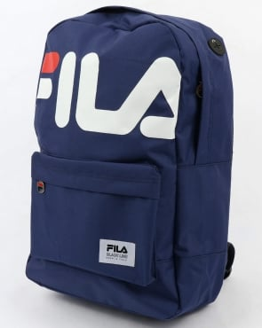 Fila Vintage Veneti Backpack Navy