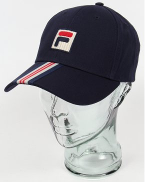 Fila Vintage Walker Baseball Cap Navy