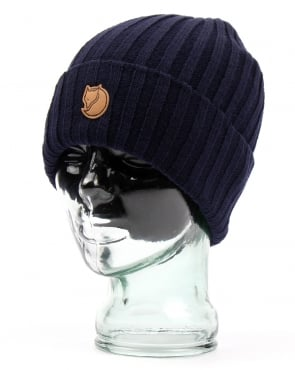 Fjallraven Byron Hat Dark Navy