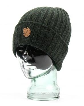 Fjallraven Byron Hat Dark Olive