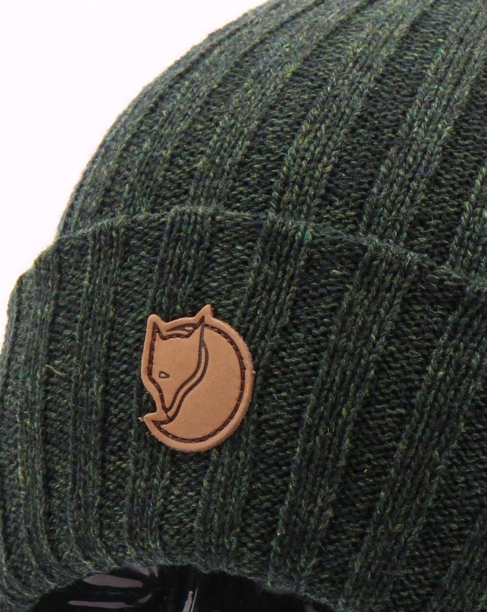 be24eace82cd9 Fjallraven Byron Hat Dark Olive