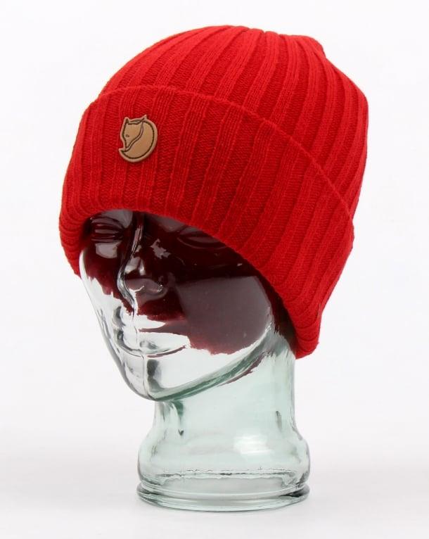Fjallraven Byron Hat Red Oak