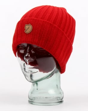 Fjallraven Byron Hat Red Oak
