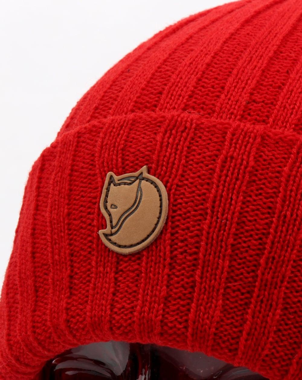7095c4e14 Fjallraven Byron Hat Red Oak